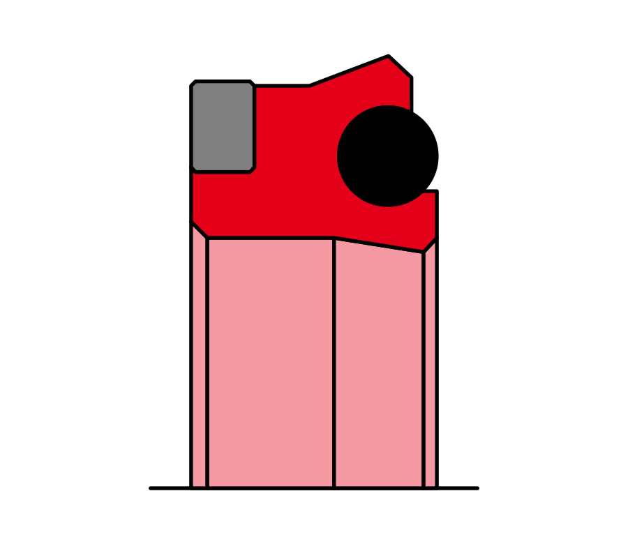 Lippold Kolbendichtung LK104 R