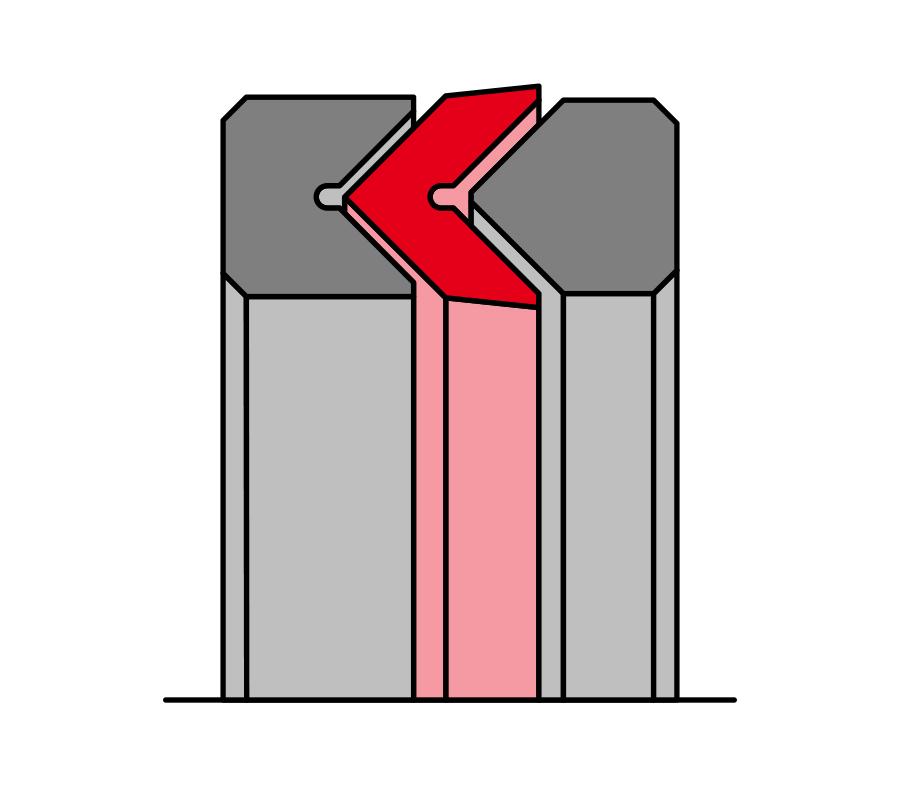 Lippold Kolbendichtung LK110-112