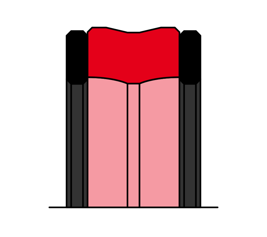 Lippold Rotordichtung LR103