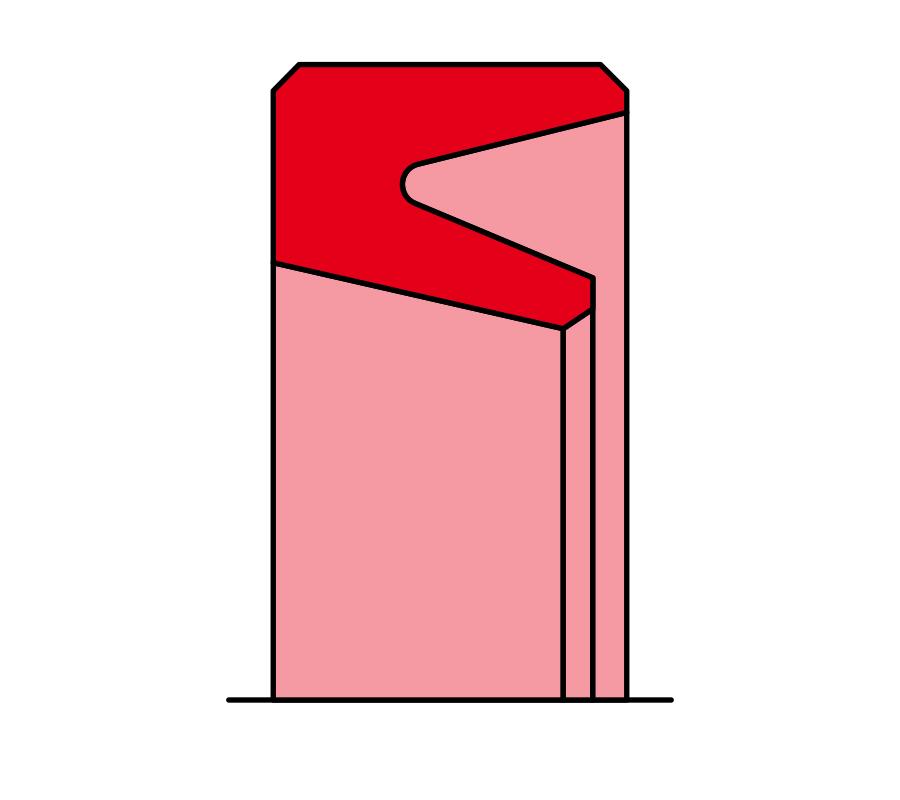 Lippold Rotordichtung LR108