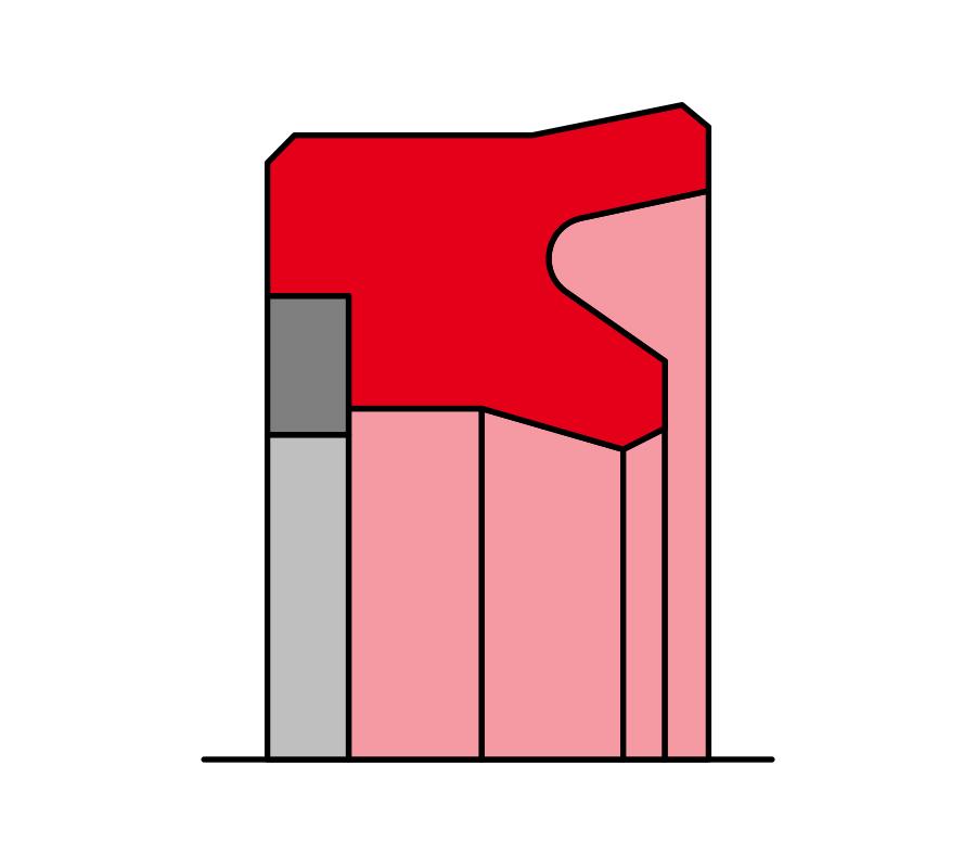 Lippold Stangendichtung LS102R