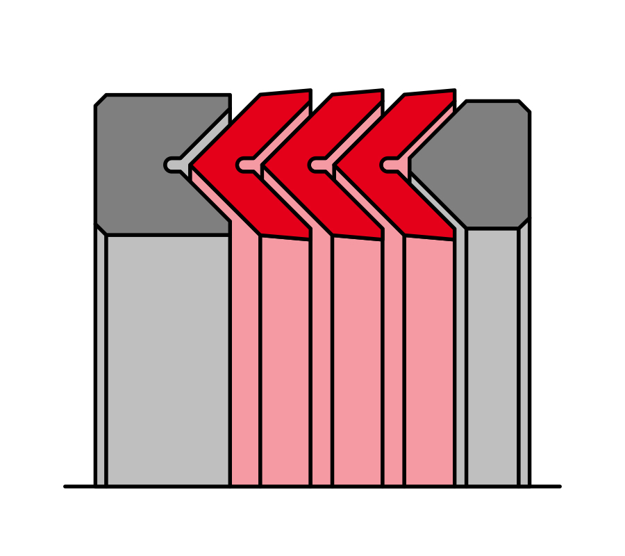 Lippold Stangendichtung LS110-112
